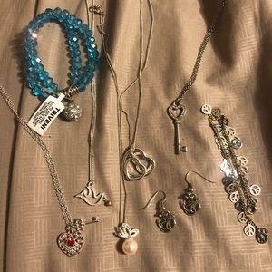 big necklace bundle